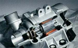 Die elektronische Wasserpumpe von BMW hat so viele Vorteile und kann Kraftstoff sparen